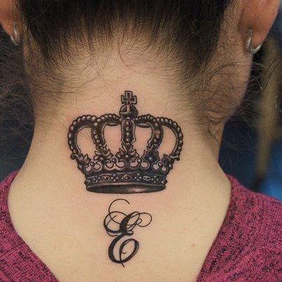 Татуировка корона - 33 фото