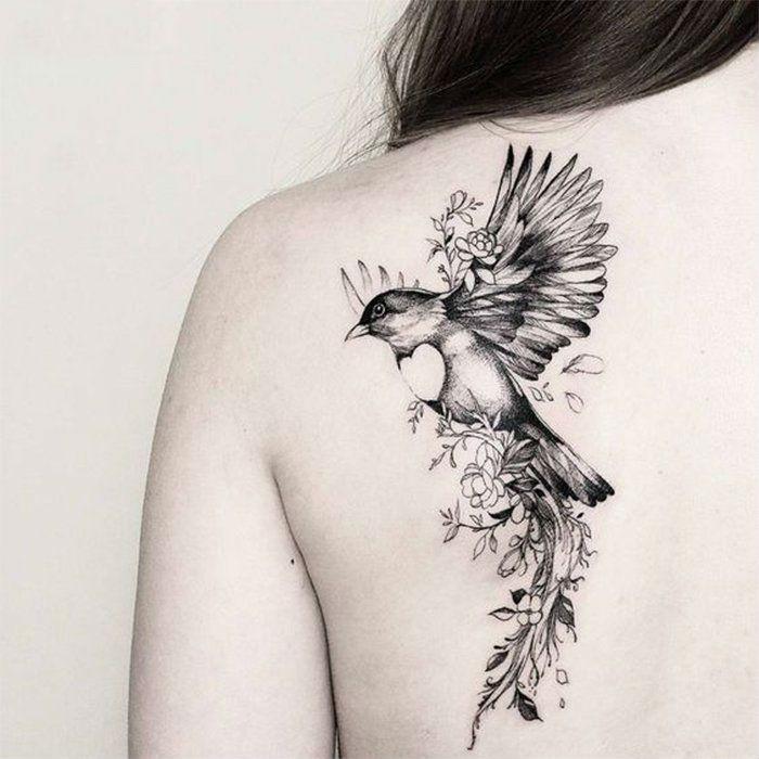 Крутые 3D татуировки (37 фото) | 700x700